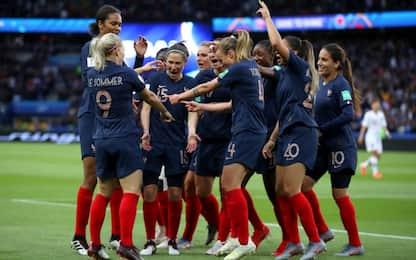 La Francia non stecca: Corea del Sud travolta 4-0