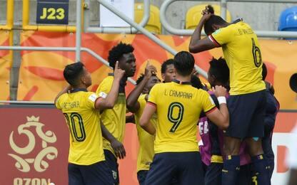 Mondiali U20, Ecuador e Corea in semifinale