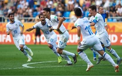 Italia - Ecuador Under 20, quote e pronostici