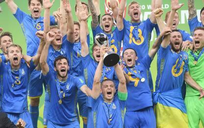 Ucraina campione del mondo U20: Corea battuta 3-1