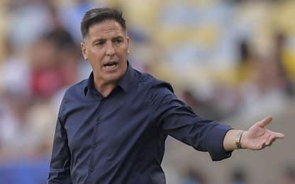 """Paraguay beffato, Berizzo: """"Perché c'è il Qatar?"""""""
