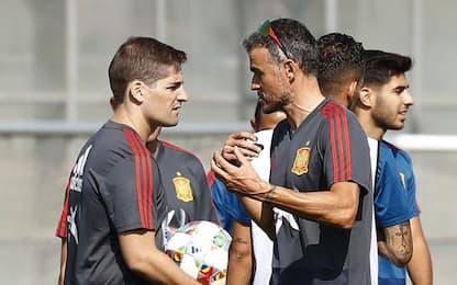 Luis Enrique lascia la Spagna, al suo posto Moreno