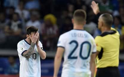 Delusione Argentina: fermata 1-1 dal Paraguay