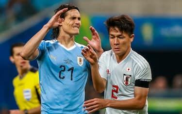 Uruguay_Giappone_Copa_America_Getty