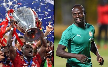 """Mané: """"Darei la Champions per la Coppa d'Africa"""""""