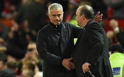 """Mou, no al Newcastle: """"Non lotto per il 9° posto"""""""