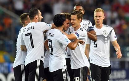 Germania-Romania Under 21, quote e pronostici della semifinale degli Europei