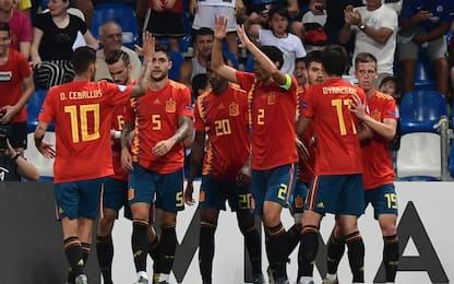 La Spagna vola in finale, Francia travolta 4-1