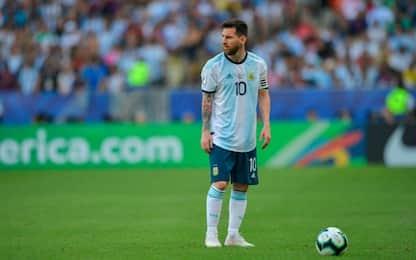 """Messi: """"Brutti campi, la palla sembra un coniglio"""""""