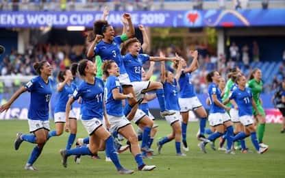 Italia - Olanda, quote e pronostici dei quarti dei Mondiali di calcio femminile