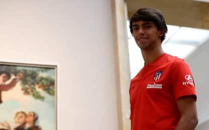 Atletico, colpo dal Benfica: ecco Joao Felix