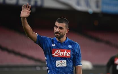 """Albiol: """"Amo Napoli, lascio in lacrime"""""""