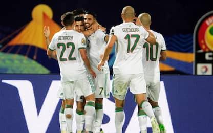 Coppa d'Africa, Madagascar e Algeria ai quarti