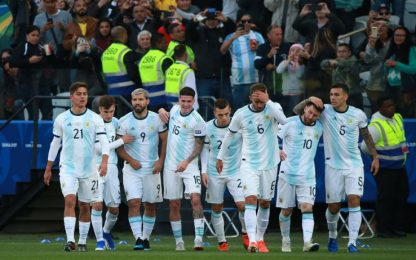 Argentina nella Nations League? La Uefa smentisce