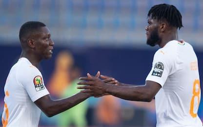 Costa d'Avorio ai quarti, Tunisia avanti ai rigori