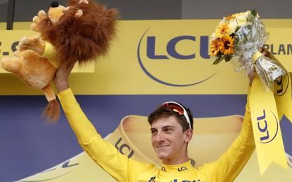 Tour, Ciccone in maglia gialla! 6^ tappa a Teuns
