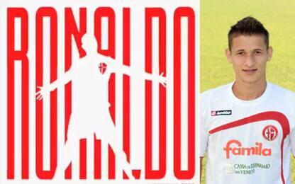 """Ronaldo al Padova! L'annuncio """"copiato"""" alla Juve"""