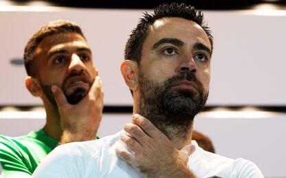 "Qatar, Xavi debutta in panchina: ""Sogno il Barça"""