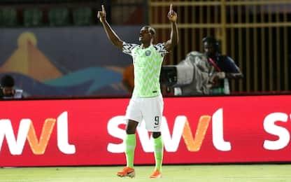 Coppa d'Africa, Nigeria 3^: battuta la Tunisia