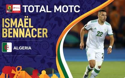 Coppa d'Africa, Bennacer MVP fa felice il Milan