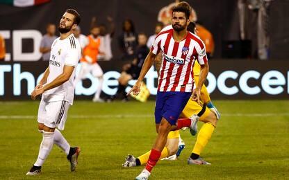 Altro che amichevole: Atletico stende il Real 7-3