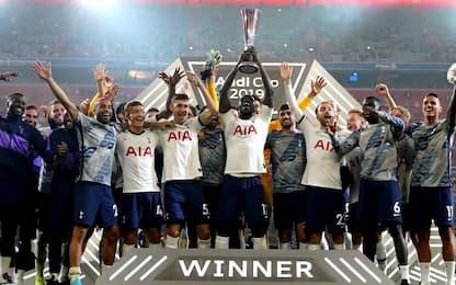 Agli Spurs l'Audi Cup: Bayern ko ai rigori