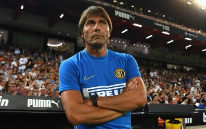 """Conte: """"Lukaku ottimo acquisto ma gli serve tempo"""""""