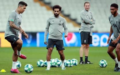 Liverpool-Chelsea, le probabili formazioni