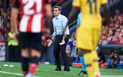 Aduriz gela il Barcellona: l'Athletic vince 1-0