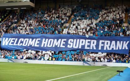 Lampard torna a casa: l'entusiasmo dei tifosi FOTO
