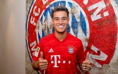 Coutinho-Bayern, le cifre: riscatto a 120 milioni