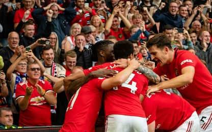 Man Utd, giocatori fanno il fantacalcio: i loro 11