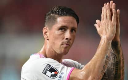 Torres si ritira: l'ultima contro Iniesta e Villa