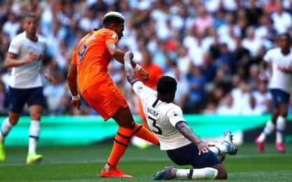 Tottenham, passo falso: ko in casa col Newcastle