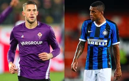Biraghi-Dalbert, accordo tra Inter e Fiorentina