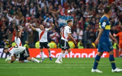 Boca-River, in arrivo la rivincita in Libertadores