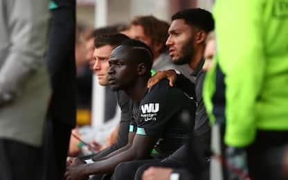 Liverpool, ira Manè: il colpevole è Salah
