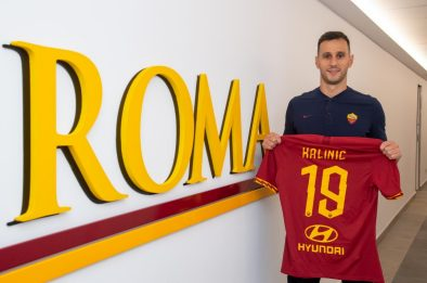 """Roma, ufficiale Kalinic: """"Sogno gol all'Olimpico"""""""