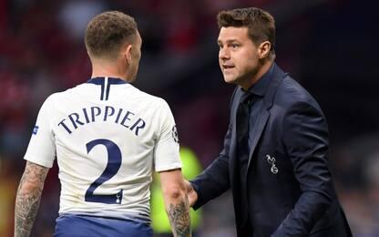"""Trippier al veleno: """"Io scaricato dal Tottenham"""""""