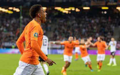 Poker Olanda, Germania battuta 4-2 in rimonta
