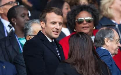 Inno sbagliato, Macron chiede scusa all'Albania