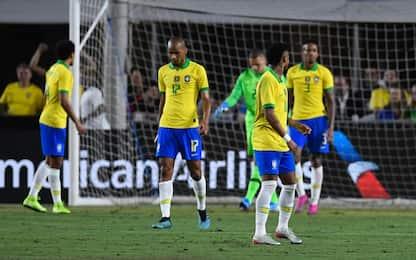 Il Perù si vendica: Brasile ko a Los Angeles