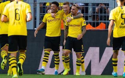 Friburgo-Dortmund 2-2