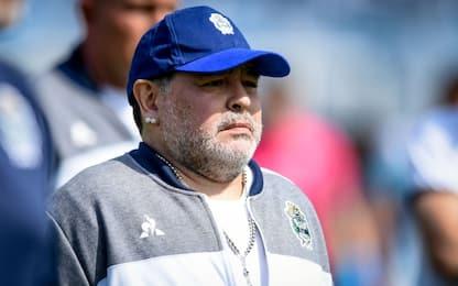 Maradona sconfitto all'esordio col suo Gimnasia