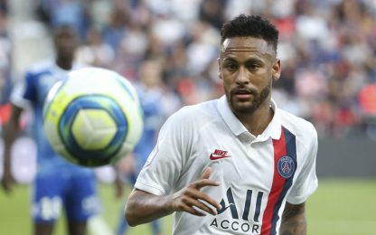 Neymar, ridotta squalifica in Champions: 2 turni