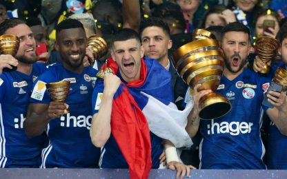 Francia, addio alla Coppa di Lega