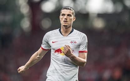 Il Lipsia risponde al Bayern, 3-0 e torna primo