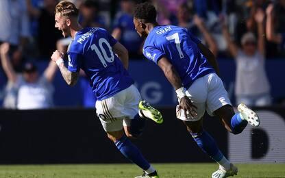 Maddison ribalta il Tottenham: Leicester vince 2-1