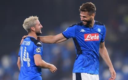 Lecce-Napoli, orari e dove vedere la partita in tv
