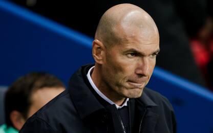 """Zidane: """"Voci su Mourinho non mi danno fastidio"""""""